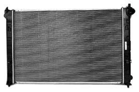 Mazda Mpv Radiator Hose - TYC 2330 Mazda MPV 1-Row Plastic Aluminum Replacement Radiator