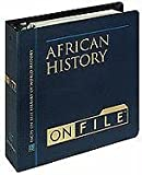 African History on File, Ellen Gould Harmon White, Diagram Group, 0816051399