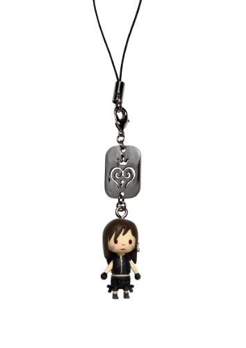 (Square-Enix - Kingdom Hearts Avatar Mascot Strap Vol. 3 Tifa )