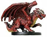 D & D Minis: Red Dragon Wyrmling # 58 - Giants of Legend