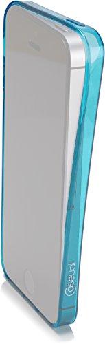 CASEual FLEXSLIP5-CLR Flexo Slim Case für Apple iPhone 5/5S klar