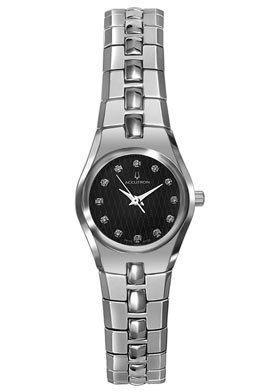 Bulova Accutron Lucerne Women's Quartz Watch 26P09