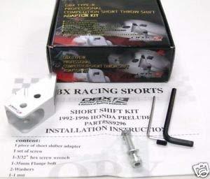 OBX Performance Short Shifter Kit 1992-1996 All Honda Prelude H22 H23 VTEC All Models