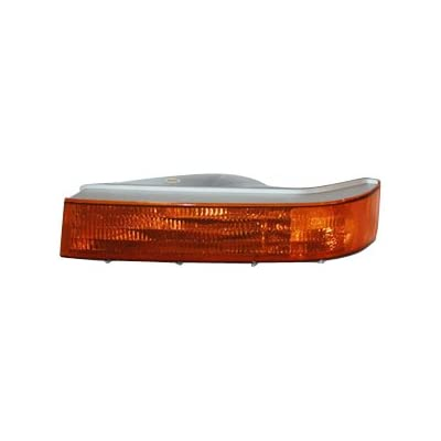 TYC 12-1470-01 Compatible with Ford Front Driver Side Replacement Parking/Signal Lamp Assembly: Automotive