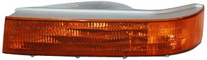 1992 92 Ford Bronco Drivers (TYC 12-1470-01 Ford Front Driver Side Replacement Parking/Signal Lamp Assembly)