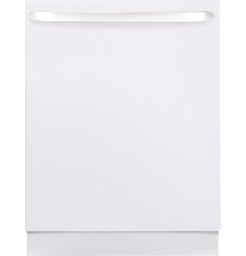 GE GLDT690JWW 24″ White Fully Integrated Dishwasher – Energy Star