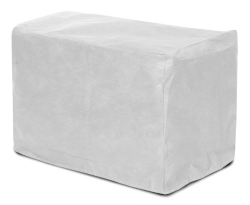 KoverRoos DuPont Tyvek 24215 Cushion Storage Chest Cover, 54 by 33 by 28-Inch, White
