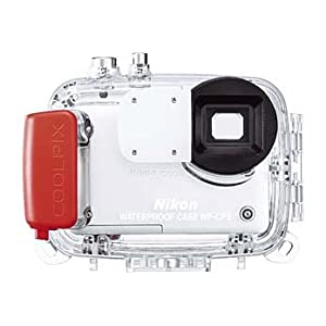 Nikon WP-CP5 Waterproof Case for Coolpix S1 & S3 Digital Camera