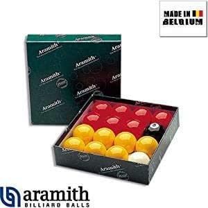 Aramith - Bolas de Billar, A112: Amazon.es: Juguetes y juegos