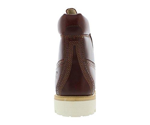 Limited Edition Timberland 6 Klassieke Premium Boot (mannen, Brogue Kastanje)