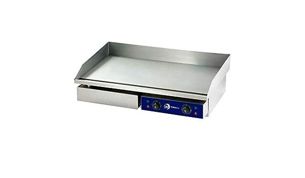 Plancha eléctrica profesional cocina 700 - Maquinaria Bar Hostelería: Amazon.es: Hogar