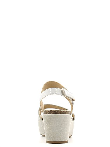 D62v1c 022sd Sandalo Geox Zeppa Donna Grigio wqY57d