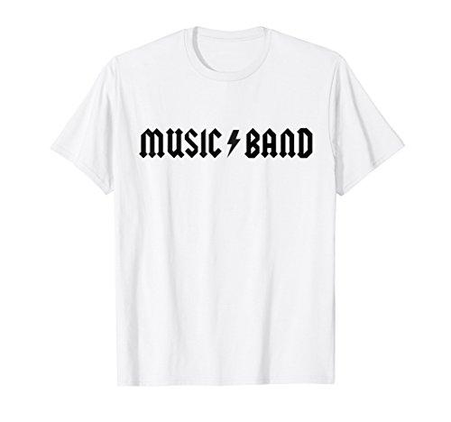 Mens Music Band T-Shirt Medium (Medium T-shirt Band)