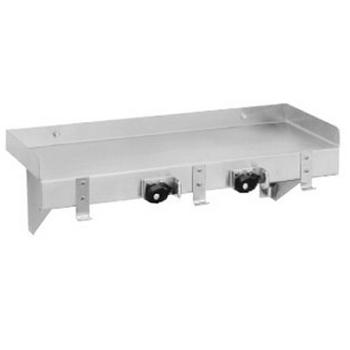 Service and Mop Sink Accessories for Utility Shelf by Advance Tabco