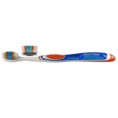SilverCare H20 Medium Toothbrush (Piave)