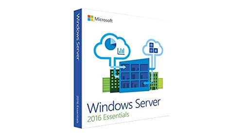 HP Microsoft WS16 Windows Server 2016 Essentials EN / SW | Essentials | 1 apparaat | 1 jaar | Windows | Download