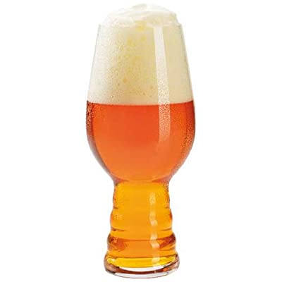 Spiegelau 2-Pack Beer Classics IPA Glass, 19-Ounce