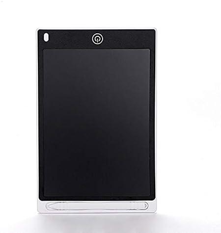 LKJASDHL メッセージボードLCDピクチャーボード手書きボード8.5インチ子供用LCD手書きボードラップトップ用デジタルライティングパッド (色 : ホワイト)