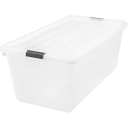 IRS100201 - Iris Storage Box with Lid