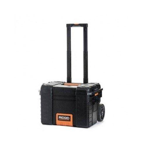 RIDGID Professional Tool Storage Cart and Organizer Stack, 3 Tool Box Combination by Ridgid
