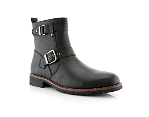 Harness Boots Men - 9