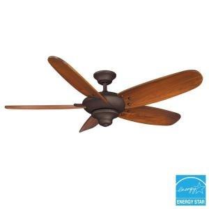 Exceptional Hampton Bay Altura 56 In. Oil Rubbed Bronze Indoor Ceiling Fan