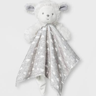 Just One You Baby's Lamb Cuddle Plush