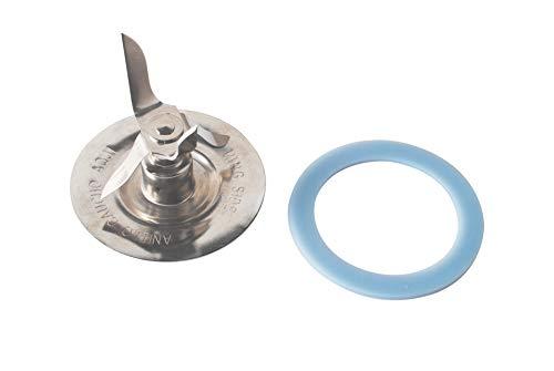 Oster Blender Ring Sealing (Podoy 4961 Ice Blade for Oster Blender Blade Replacement with Sealing Ring)