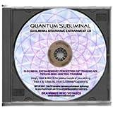 BMV Quantum Subliminal CD Extra-Sensory Perception ESP Training Aid: Psychic Mind Control Program (Ultrasonic Paranormal Series)