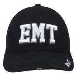 DELUXE BLACK LOW PROFILE EMT CAP