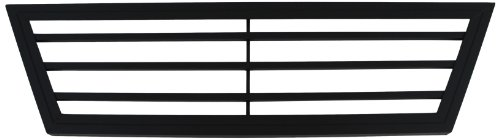 Genuine Nissan Accessories - Genuine Nissan Accessories 999T7-BR590 Black Sliding Bed Divider
