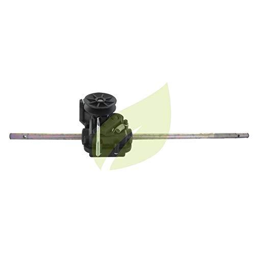Caja de transmisión cortacésped GGP/Castelgarden 181003070/2 ...