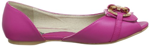 Zap Simisa EAS1330 Damen Ballerinas Orange (fuxia)