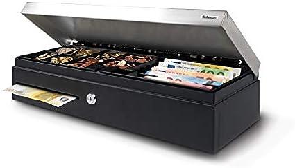 Safescan 4500 Color blanco caja para dinero en efectivo - cajas para dinero en efectivo (Color blanco, 460 x 170 x 100 mm, 5,2 kg): Amazon.es: Oficina y papelería