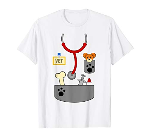 (Halloween Veterinarian Costume Shirt | Veterinary)