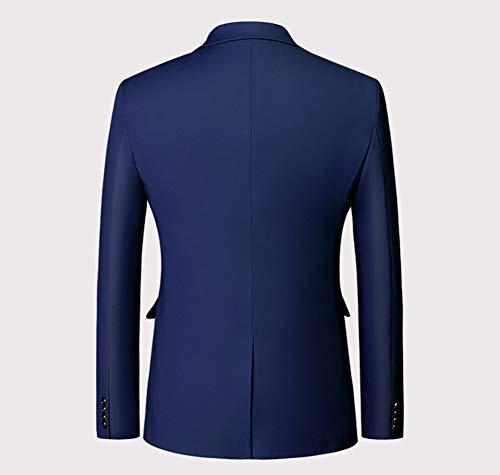 Blazer Homme Lisueyne Bleu Blazer Bleu Bleu Homme Lisueyne Lisueyne Blazer Homme O1dxaq