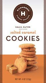 - Hammonds Candies Finest Cookies: Salted Caramel