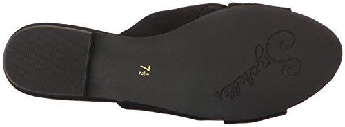 Slide Women's Seychelles Black Continental Sandal xEqvTwA