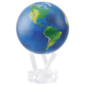 6'' Natural Earth MOVA Globe by Mova