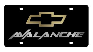 chevrolet-avalanche-license-plate