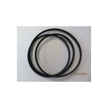 Aramid D/&D PowerDrive 382095 SCAG Power Equipment Kevlar Replacement Belt 1 Number of Band