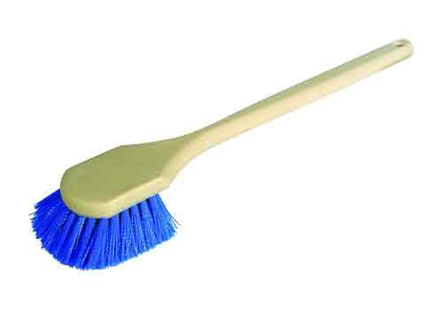 Gong Brush - Bon 84-151 20-Inch Acid Proof Gong Brush with Blue Plastic Bristles