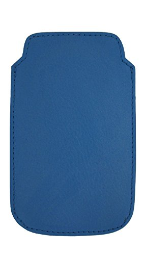Alassio 43090 Cell Phone Case for iPhone 3 / 4 / 4S Visitenkartenhülle, Blau
