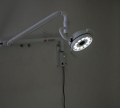 36 W Shadowless Exam Wall Hanging Light Medical Exam Lamp Surgical Examination Light CE FDA US Stock by U.S. Solid (Image #2)