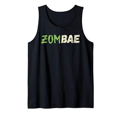 Zombie Halloween Costume Ideas 2019 (Zombae Halloween Costume For Girlfriend Zombie Gift Tank)