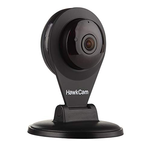 HawkCam Pro Home Security Camera Wireless, Nanny Cam - Audio, FalconWatch HD WiFi Motion Activated,!...