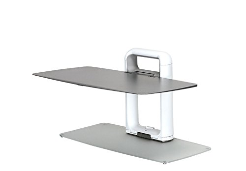 ErgotronHome Ergotron Home Lift24 Adjustable Height Laptop Stand (LIFT24 Silver)