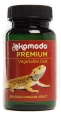 Underworld Products Komodo Premium Bearded Dragon Adult Vegetable Diet 75G