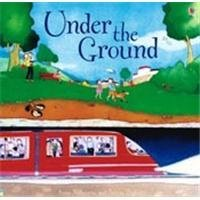 book cover of Under the Ground