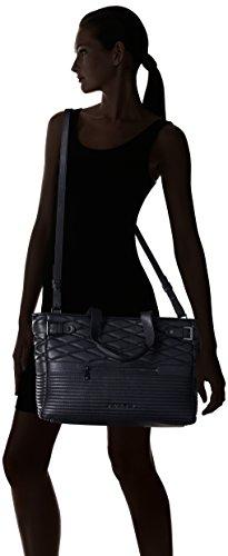 Hombro para Bolsos de Mujer Jeans y Shoppers Marca Bolsos 922141 Armani Shoppers Hombro Y para Color Armani Negro Jeans Negro Mujer De Modelo Negro qxaw6UIEU